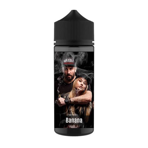 Banana Vape Rebelz® Longfill | Aroma - 10 / 120ml