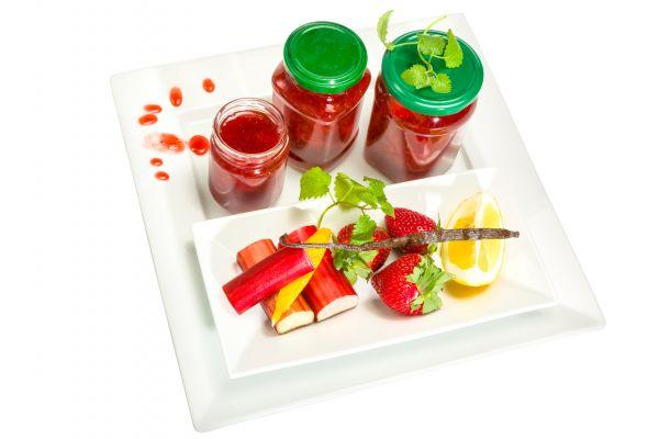 Erdbeere Rhabarber Mix Flavour | Aroma von Vape Rebelz®