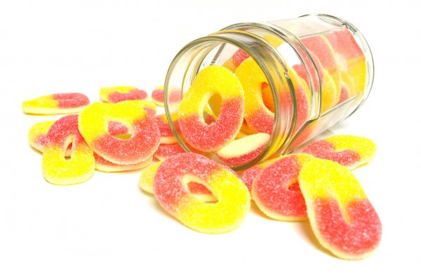 Pfirsichringe Flavour | Aroma von Vape Rebelz®