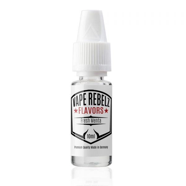 Fresh Menta Flavour | Aroma von Vape Rebelz®