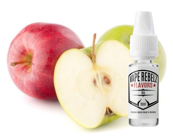 127ers Apfel Aroma von Vape Rebelz® - 10ml