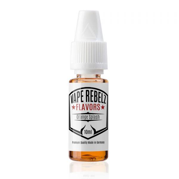Orange Splash Flavour | Aroma von Vape Rebelz®