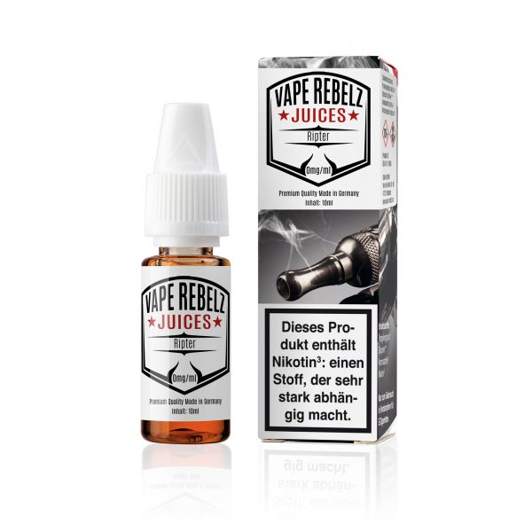 Ripter Juice | Liquid von Vape Rebelz® - 10ml