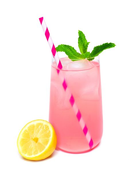 Pinky Limonade Flavour   Aroma von Vape Rebelz®