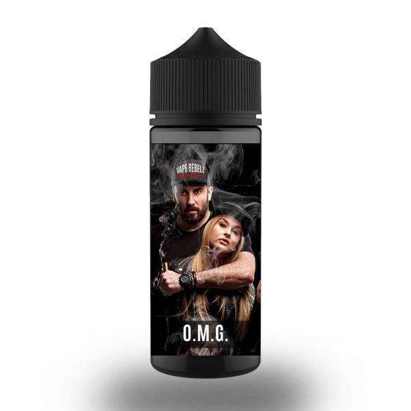 O.M.G. Vape Rebelz® Longfill | Aroma - 20 / 120ml