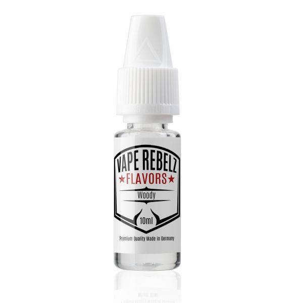Woody Flavour | Aroma von Vape Rebelz®