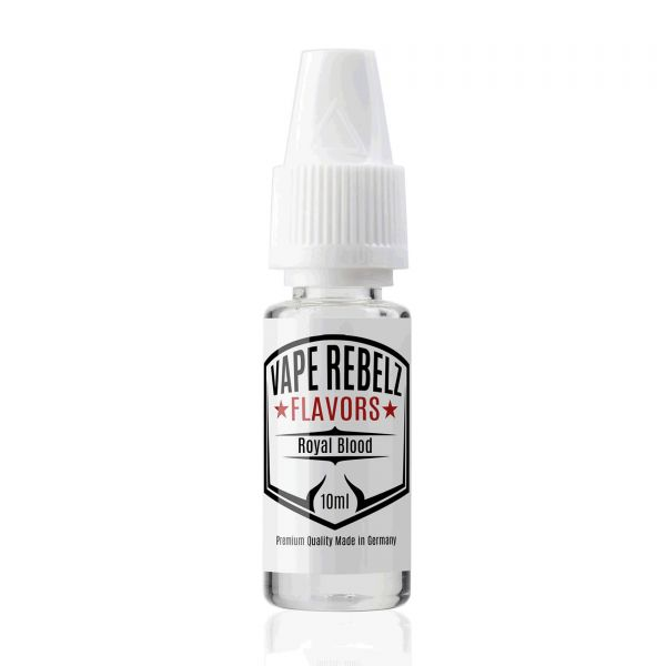 Royal Blood Flavour   Aroma von Vape Rebelz®