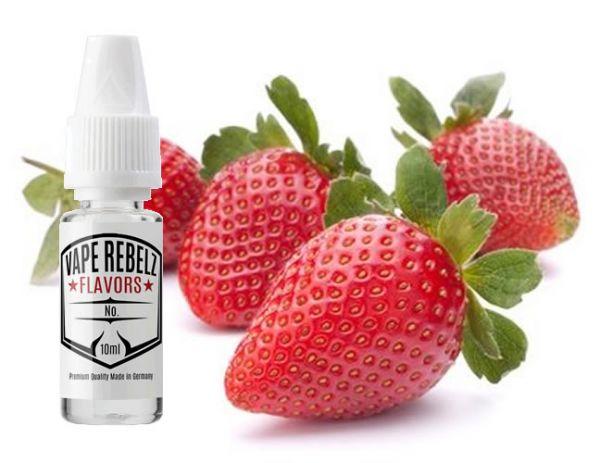 265ers Erdbeere Delicious Aroma von Vape Rebelz® - 10ml