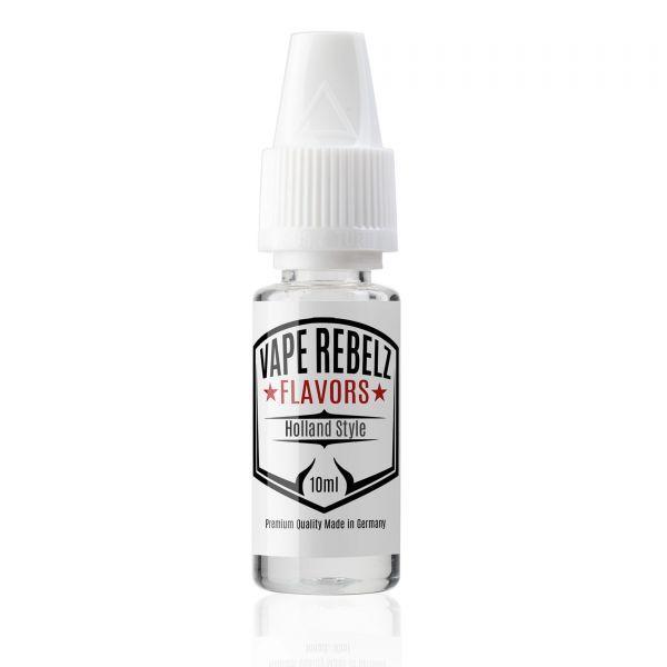 Holland Style Flavor | Aroma von Vape Rebelz®