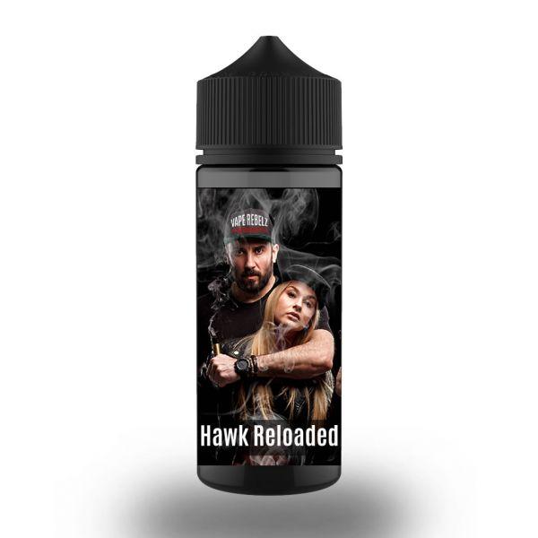 Hawk Reloaded Vape Rebelz® Longfill | Aroma - 20 / 120ml