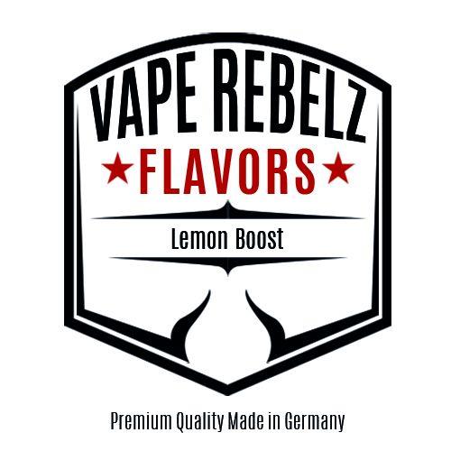Lemon Boost Flavour   Aroma von Vape Rebelz®