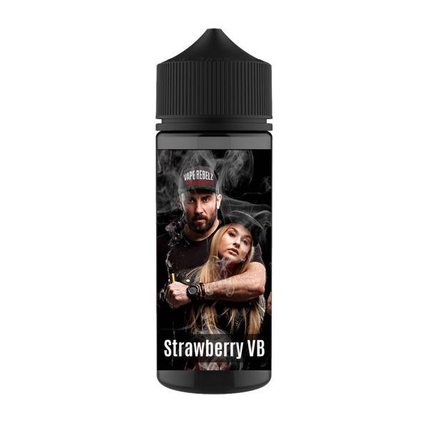 Strawberry Vanilla Bourbon Vape Rebelz® Longfill | Aroma - 10 / 120ml