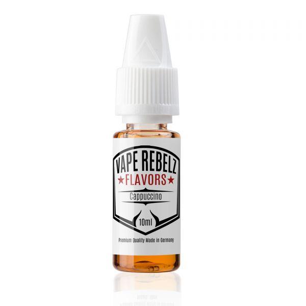 Cappuccino Flavour | Aroma von Vape Rebelz®