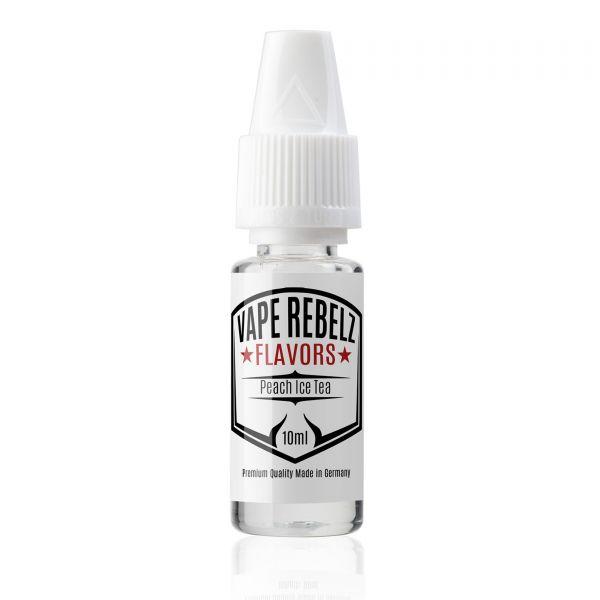 Peach Ice Tea Flavour | Aroma von Vape Rebelz®