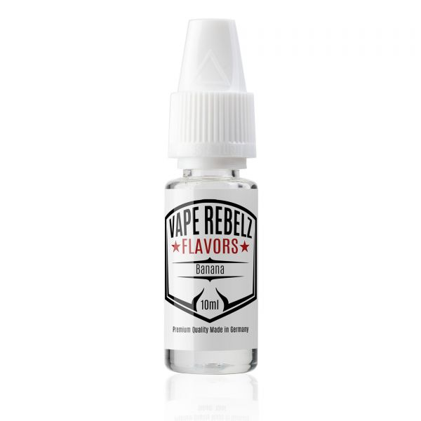Banana Flavour | Aroma von Vape Rebelz®
