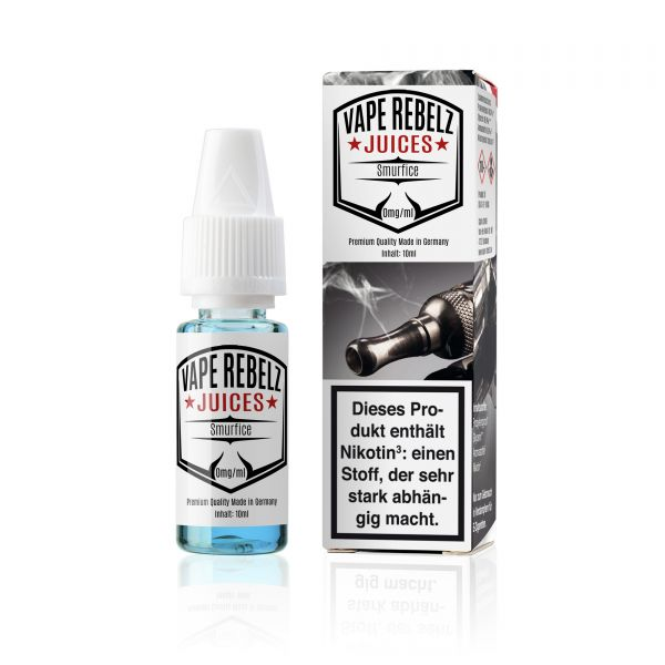 Smurfice Juice | Liquid von Vape Rebelz® - 10ml